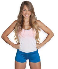 Sasha Fitness: una forma de vida y comer sano