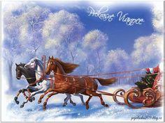 Vianočné obrázky « Category | Obrázky pre radosť Gifs, Christmas Scenes, Animation, Winter, Painting, Art, Noel, Christmas, Winter Time