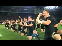 All Blacks vs France mean haka 2011 World cup winners