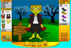 i Teach With Technology: Halloween Interactive Games