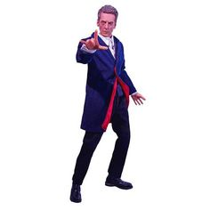 Big Chief Studios Doctor Who: The Twelfth Doctor Series 8 Scale Limited Edition Collector Action Figure ** Find out more about the great product at the image link. (This is an affiliate link) Doctor Who Decor, Doctor Who 12, 12th Doctor, Doctors Series, Jelly Babies, Twelfth Doctor, Peter Capaldi, Time Lords