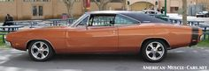 1969 Dodge Charger R/T. American-Muscle-Cars.net is an online index by Make, Model & Year w/eye-popping Pictures, History, Specs & more.