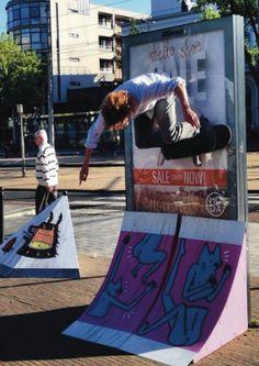 Skate Park To Go: Duo Designs Mobile Modular Setup Urban Intervention, Skate Store, Skate Park, Nike Sb, Rotterdam, Skateboards, Collection, Routine, Aesthetics