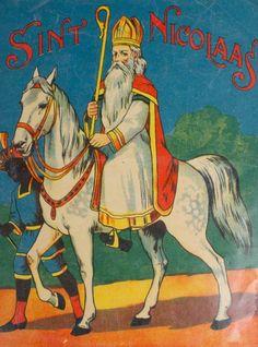 Sint Nicolaas.