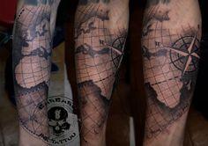mapEuropeAfrica--blackandgray
