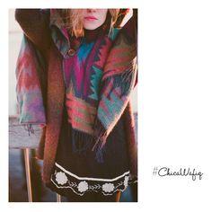 """""""La moda es la mejor herramienta para ayudarnos a soñar.""""  -Giorgio Armani #ChicaWafiq"""