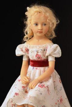 Heloïse - poupées de collection - olga