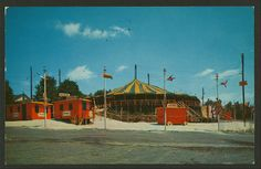 Theatres -- U.S. -- Lambertville, NJ -- St. John Terrell's Music Circus 1962-1970  - Site is now home of several large homes and Oxford Marketing Communications