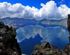 Lago Heaven (Coreia do Norte e China)
