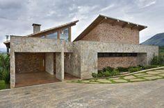 Casa da montanha / Arquiteto: David Guerra