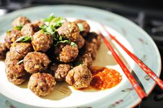 Honey Garlic Meatballs | Treehouse