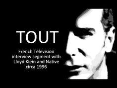 Lloyd Klein French Television segment circa 1996