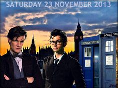 Saturday, 23rd of November 2013 cannot get here fast enough!
