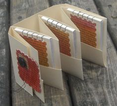 accordion structure with pockets by Jellygnite on Etsy