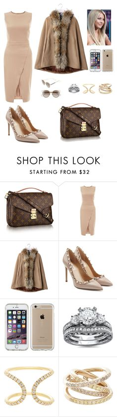 """""""Untitled #678"""" by mtbcastro-goncalves ❤ liked on Polyvore featuring New Look, Chicwish, Valentino, Speck, Roberto Marroni and Christian Dior"""