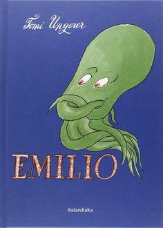 Emili / Tomi Ungerer #libros #libro #novela #novel•la #literatura #book #reading #read #novetats #novedades #llibre #infantil #child #children#bbcnRamondAlos