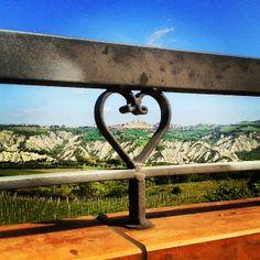 Castignano through the lenses of love