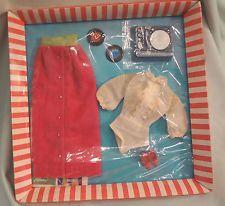 Vintage Barbie & Midge #1633 Disc Date Outfit In Original Box
