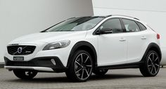 Carscoops: Heico Sportiv Turns Volvo V40 Cross Country Into X...