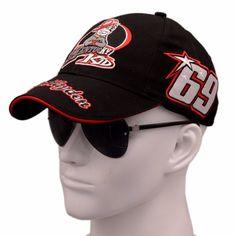 d60bb82f876 Sport Cap Car Motocycle Racing hat MOTO GP Nick Heidfeld 69 Baseball Cap Hat   new