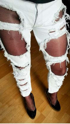 108 Best Pantyhose Under Jeans Images In 2019 Nylon