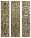 Filigree Pattern Wall Panels - Set of 3 - Unframed Art - Wall Decor - Home Decor | HomeDecorators.com 151
