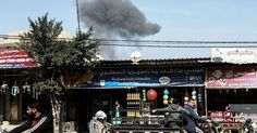 At least four Israeli strikes on #Gaza after rocket attack; four wounded http://www.haaretz.com/israel-news/1.774145