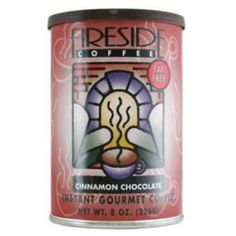 Cinnamon Chocolate Decaf Instant Coffee Sampling Bag