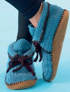 SLIPPER SOLES