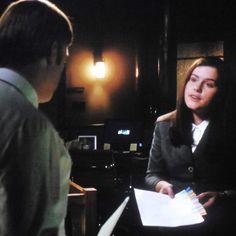 Bob Odenkirk (Jimmy) and Jessie Ennis (Erin)