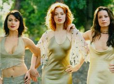 Charmed ones - Phoebe, Paige, Piper