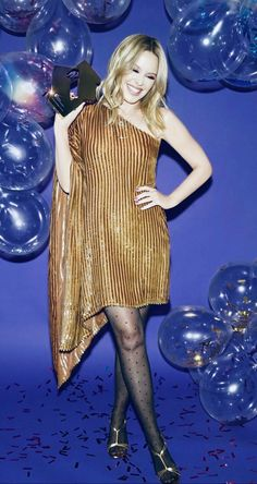 Sequin Dress, Bodycon Dress, Kylie Minouge, Entertainer Of The Year, Debbie Gibson, Pantyhose Outfits, Rachel Mcadams, Pop Singers, Celebs