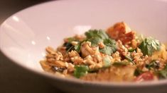 Scampi met currysaus | VTM Koken