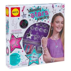 ALEX Toys Craft Shining Stars Jewelry