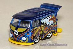 Mein Blog über Modellautos: Mattel Hot Wheels Volkswagen Kool Kombi Malaysia…