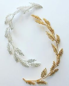 102 отметок «Нравится», 6 комментариев — Eden b. Studio (@edenbstudio) в Instagram: «The THALIA Hairvine in Silver and Gold ✨✨✨ . . . . . . #bridalhairaccessories #weddinghair…»