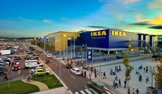 Ikea at Puerto Venecia
