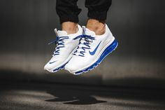 "Nike Air Max More ""White/Game Royal"""