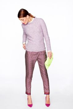J.Crew Fall 2012 Ready-to-Wear Fashion Show