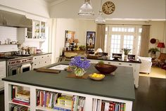 """Nancy Meyers' Film Kitchens 