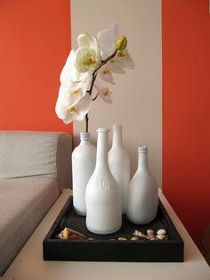 weiße Flaschen