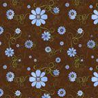 Free Printable Dollhouse Wallpaper Floral 2