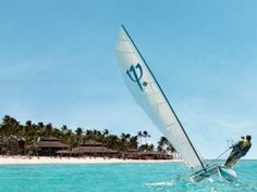 An activity id love to do @ #clubMedBali is a windsurfing lesson at the windsurfing academy