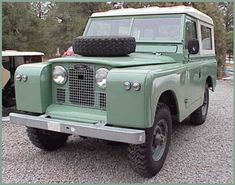 1968 Land Rover Series IIA 88