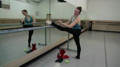 How to Get Better Ballet Feet | eHow