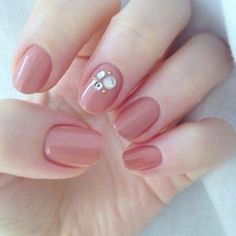 Simple Nail Art Designs That You Can Do Yourself – Your Beautiful Nails So Nails, Pink Nails, Cute Nails, Pretty Nails, Hair And Nails, Gel Nail Art Designs, Simple Nail Art Designs, Short Nail Designs, Simple Acrylic Nails