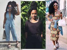 Luiza Brasil (@mequetrefismos) - Também do Rio, ela é a fiel escudeira da papisa da moda Costanza Pascolato e acredita que tudo o que reluz e tem animal print é ouro