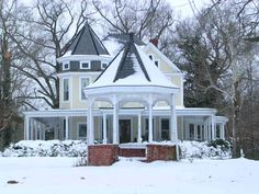 1896 Victorian - Beautiful Victorian in Monroe, North Carolina - OldHouses.com