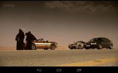 Skoda Octavia in Top Gear's Three wise men special