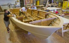 Boat Building School | Marine Technology